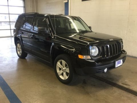 Pre-Owned 2014 Jeep Patriot Sport 4WD 4D Sport Utility