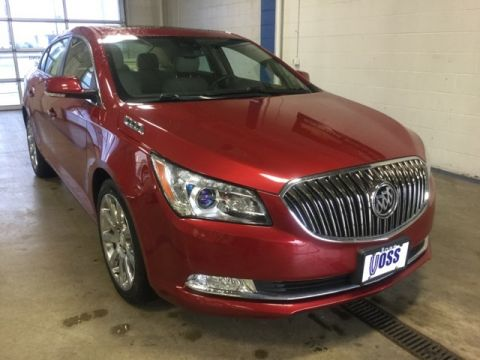Pre-Owned 2014 Buick LaCrosse Premium I Group FWD 4D Sedan